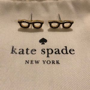 Kate Spade Brad Goreski Glasses Studs